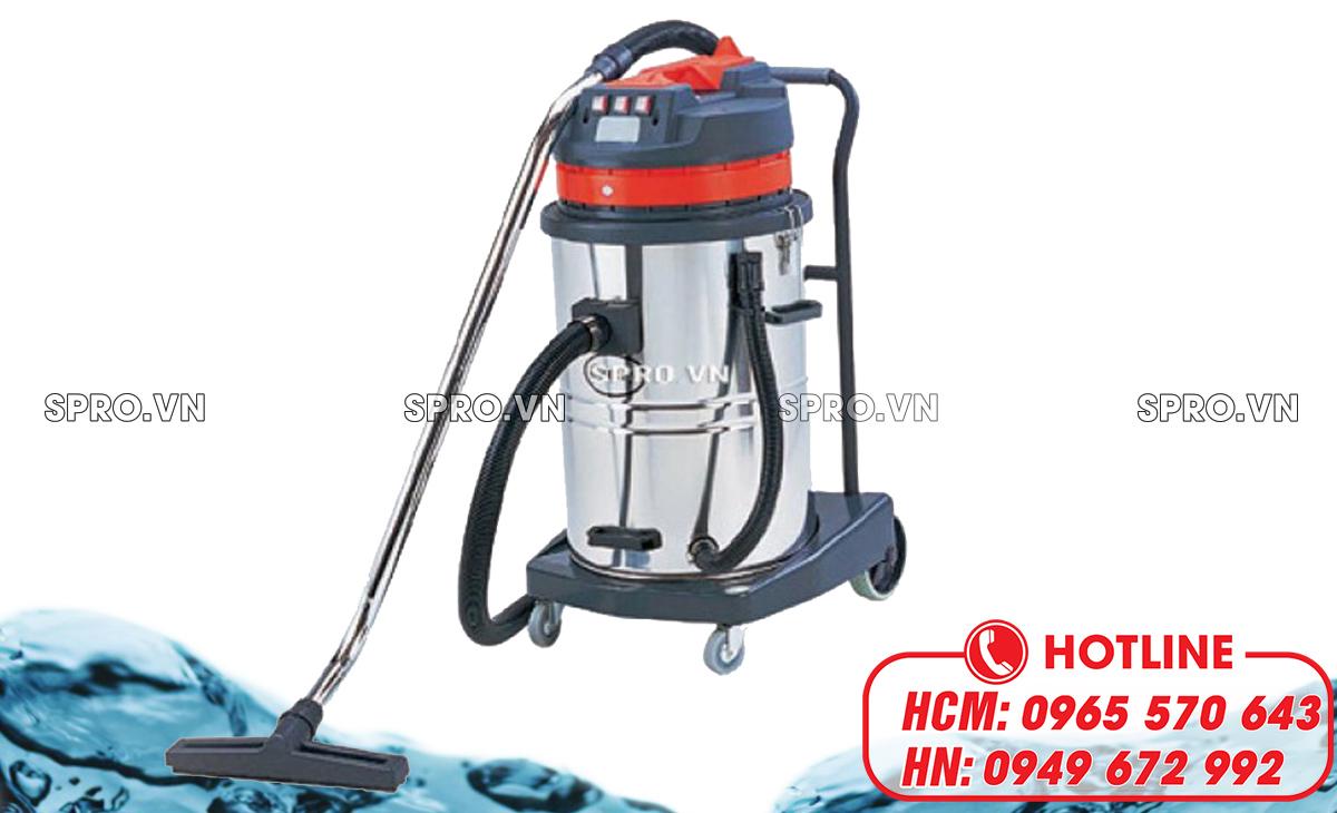 giới thiệu về thiết bị máy vệ sinh công nghiệp