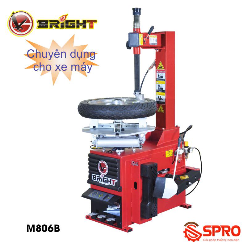 Máy tháo vỏ chuyên dùng cho xe tay ga Bright M806B