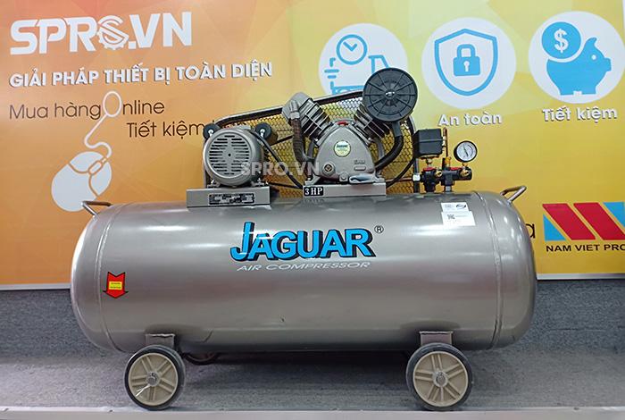 Máy nén khí piston jaguar 3HP HEV70H200 dung tích 200L