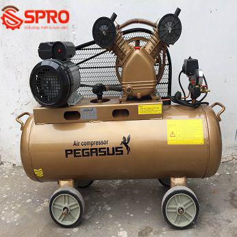 Máy bơm hơi 15HP Pegasus TM-W-1.6/8-500L dung tích 500L