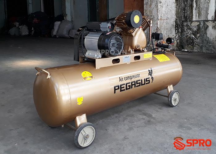 Máy nén khí 3HP PEGASUS TM-V-0.25/12.5-120L Dung tích 120L giá rẻ
