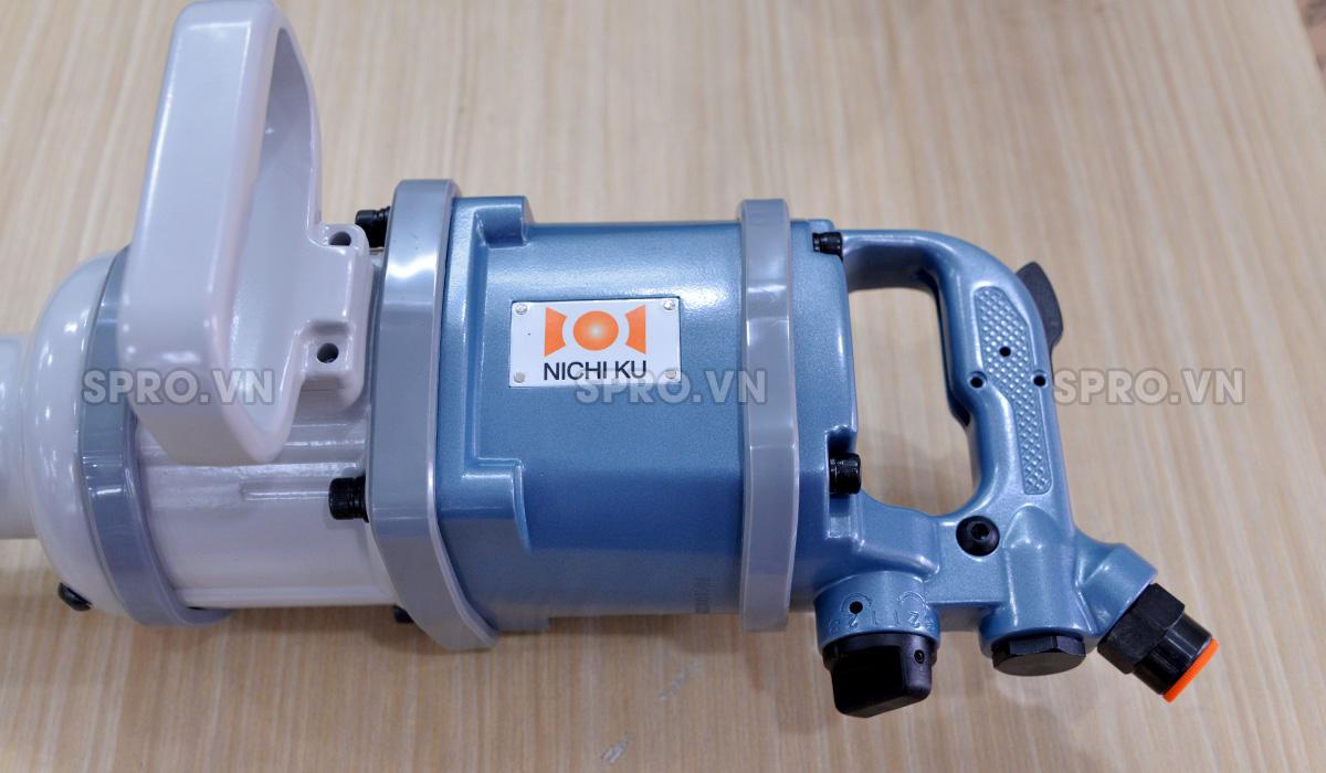 Súng xiết bu lông Nichiku 1 inch NK- 60L hay còn gọi là súng mở ốc khí nén chuyên mở xe tải, du lịch và các loại xe công trình