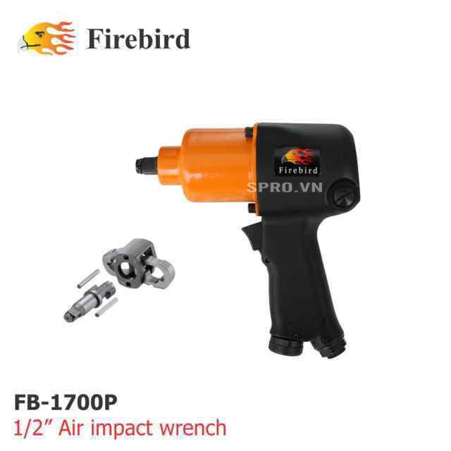 """Súng xiết bulông 1/2"""" FireBird FB-1700P"""