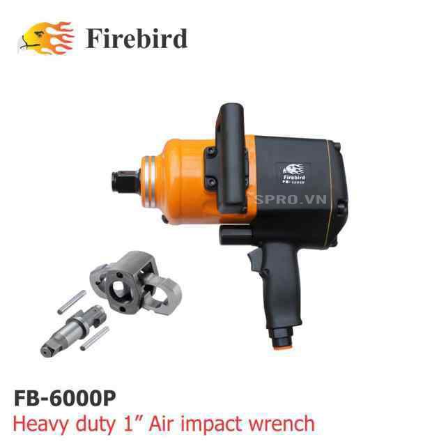 Súng xiết bu lông 1 inch FireBird FB-6000P