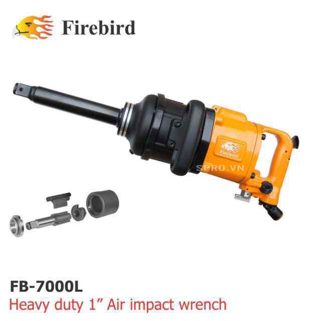 Súng xiết bu lông FireBird 1 inch FB-7000L