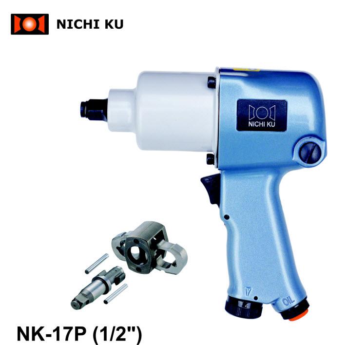 """Súng xiết bu lông 1/2"""" Nichi Ku NK-17P"""