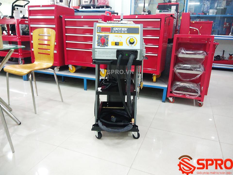 Máy hàn rút tôn Shuguang 7500