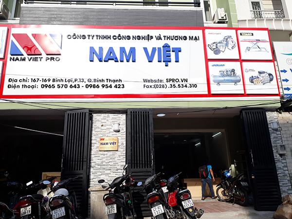 Công ty Nam Việt SPRO
