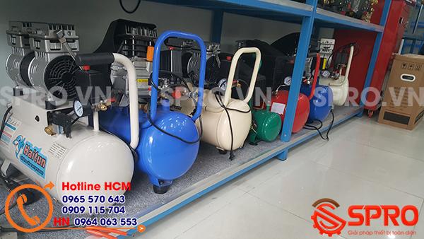 SPRO còn nhiều loại máy nén khí mini khác