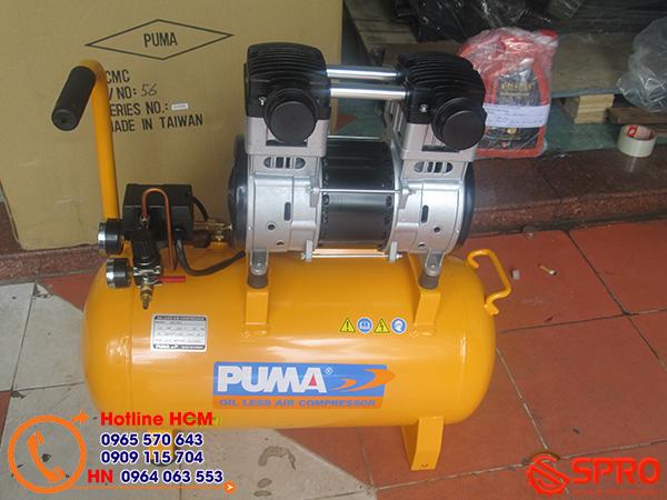 Máy nén khí mini không dầu Puma WE140A