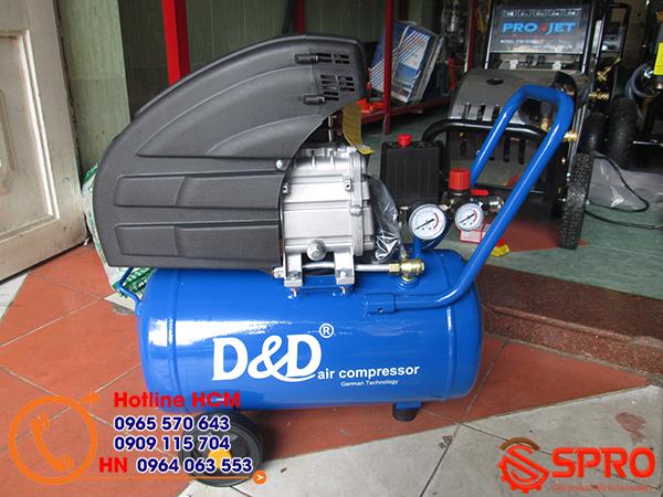 Máy nén khí mini D&D RAC1524A