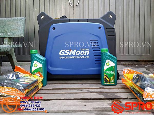 Máy phát điện gia đình GSMOON XYG 3500i