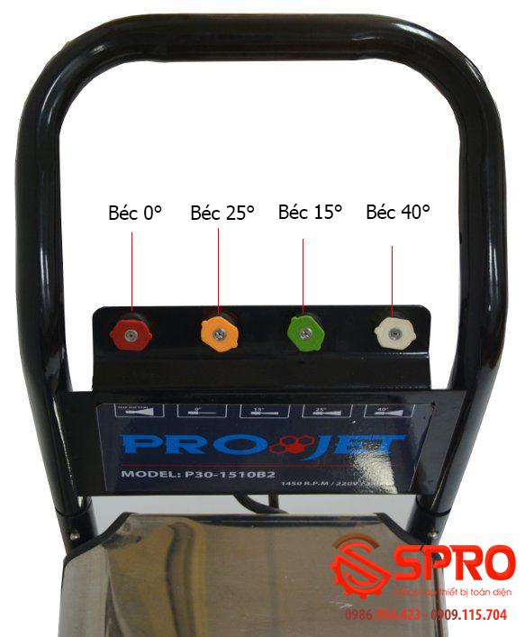 máy rửa xe projet p30-1510b2
