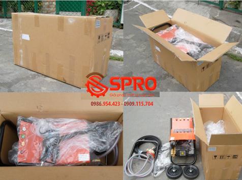 khui thùng máy rửa xe cao áp Projet P22-1508btf