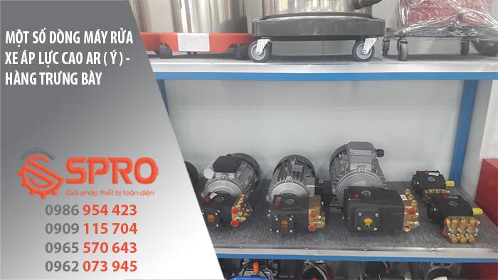 Máy rửa xe siêu cao áp đa chức năng, dùng trong mọi lĩnh vực