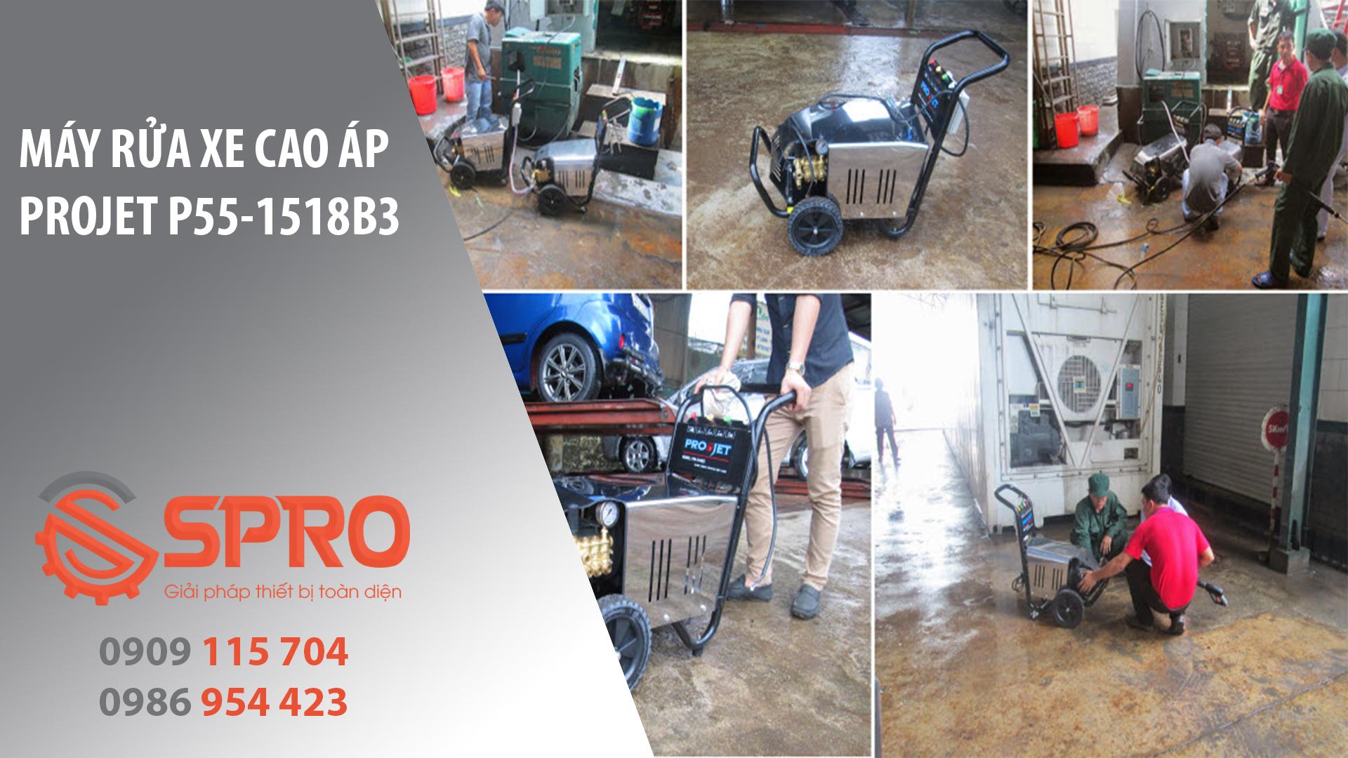 máy rửa xe p55-1518b3