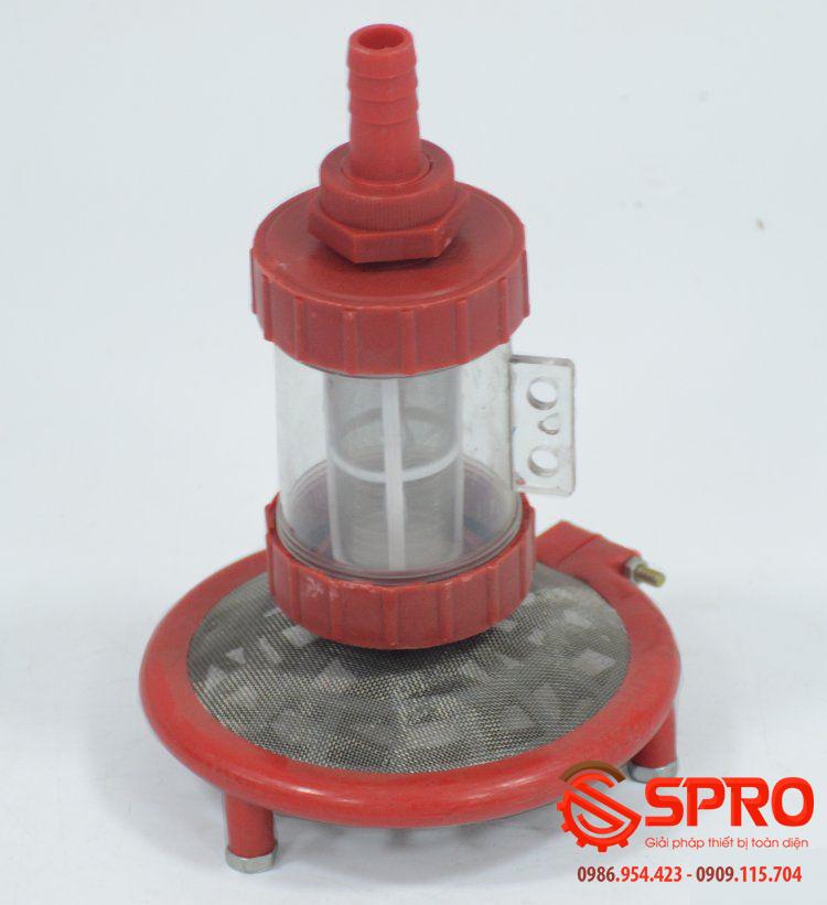lọc nước máy rửa xe áp lực cao projet p30-1510b2