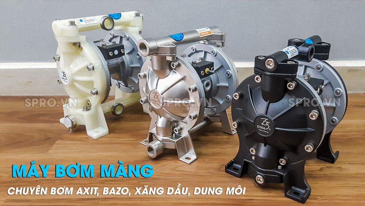 Giá máy bơm hóa chất nhập khẩu Đài Loan giá tốt