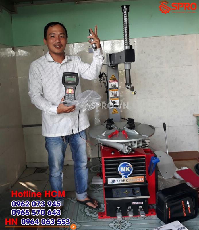 Máy chẩn đoán lỗi xe máy FI - Thiết bị cần thiết cho tiệm sửa xe