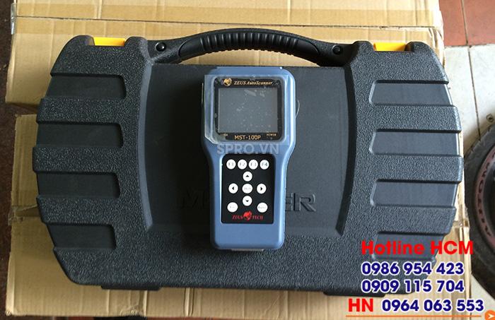 Máy chẩn đoán lỗi xe máy FI mst100p - Thiết bị cần thiết cho tiệm sửa xe