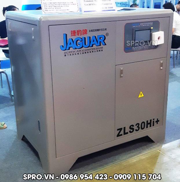 Bảng báo giá máy nén khí trục vít biến tần jaguar 22kw 30hp
