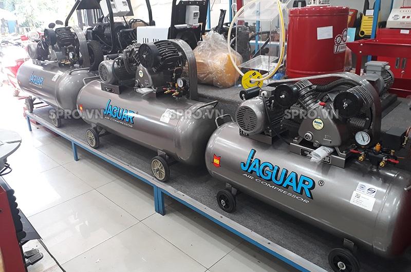 Máy bơm hơi khí nén Jaguar dành cho tiệm sửa xe máy