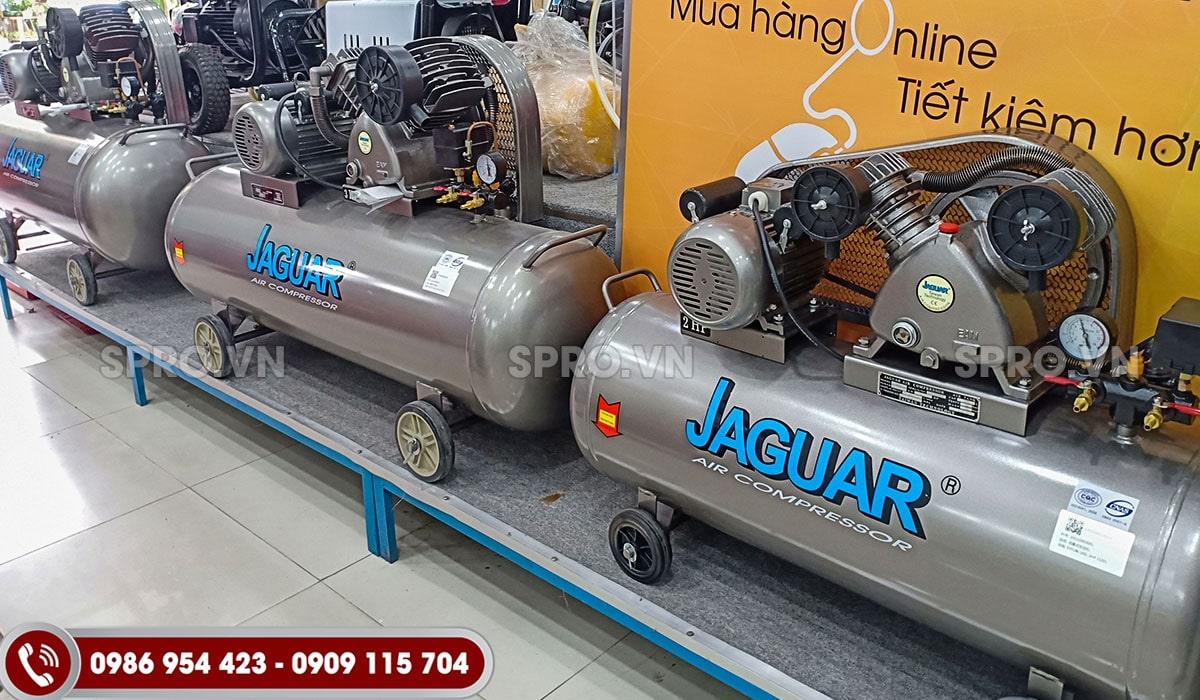Máy nén khí piston Jaguar, máy bơm hơi jaguar
