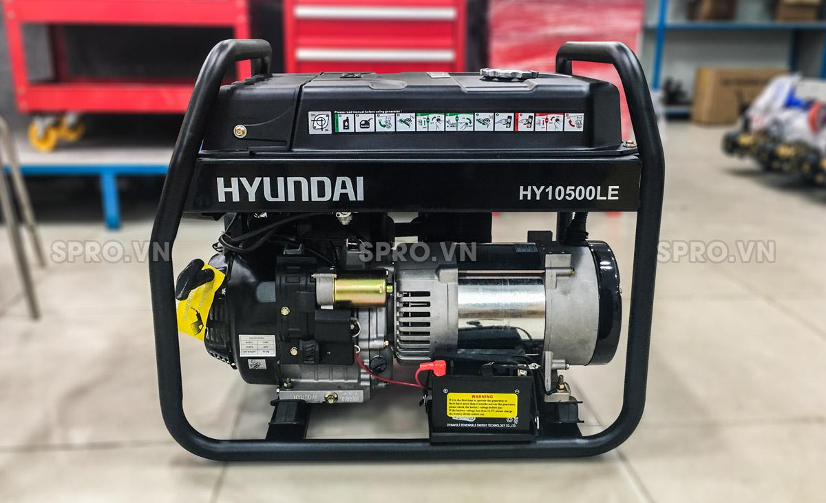 Máy phát điện gia đình Hyundai