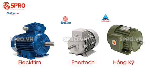 Các loại động cơ mô tơ điện