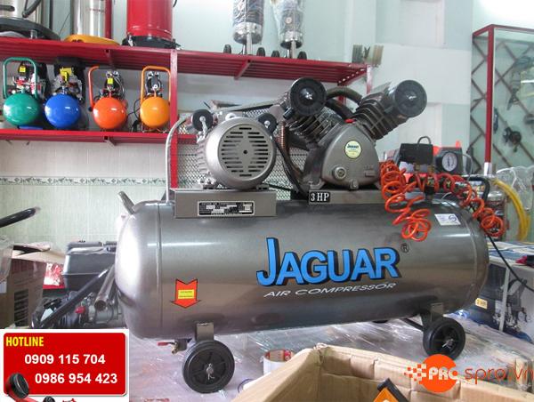 Các thương hiệu máy nén khí tốt hàng đầu tại Việt Nam, máy bơm hơi jaguar