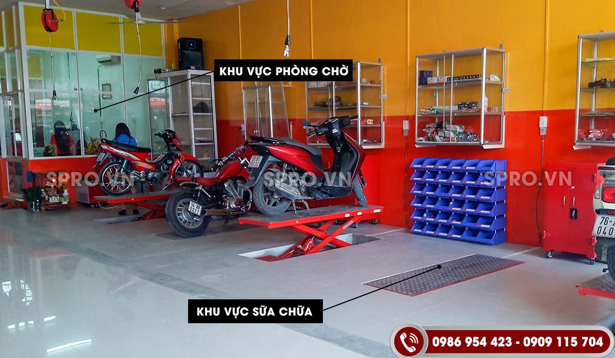 Cẩm nang thành công cho các tiệm sửa xe máy